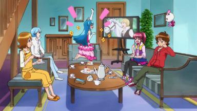 HappinessCharge PreCure! Episode 13