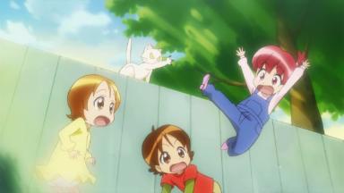 HappinessCharge PreCure! Episode 17