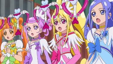 Dokidoki! PreCure Episode 11