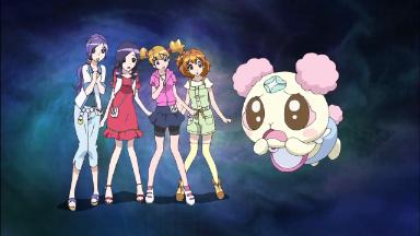 Fresh Pretty Cure! Episode 34
