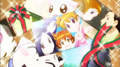 Fresh Pretty Cure! Episode 45