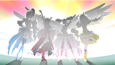 Fresh Pretty Cure! Episode 48
