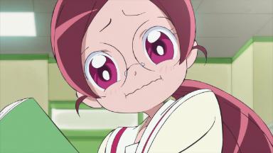 HeartCatch PreCure! Episode 01