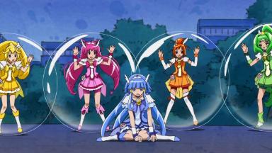 Smile PreCure! Episode 12